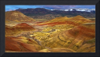 Painted Hills_After the Storm