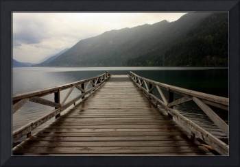 Lake Crescent Dock