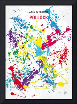 No065 My Polock minimal movie poster