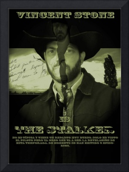 The Stalker. ALL RIGHTS RESERVED © Vincent Stone A