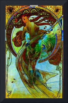 DEDICATION ~ MUCHA ETERNAL THROUGH HIS WORKS 2