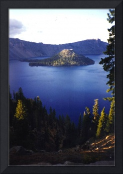 Crater Lake, Oregon, USA2