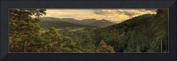 Valley Sunrise panorama