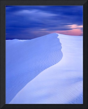 White Sands Evening #2