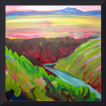 Canyon Dreams 3 River