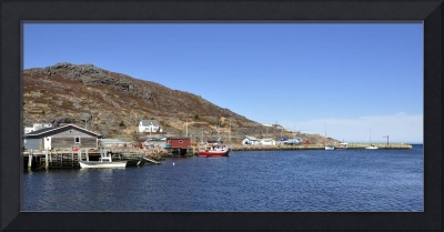 Petty Harbour coast