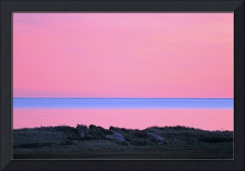 Cape Cod Sunset & Dunes