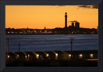 Provincetown Sunset (Cape Cod)