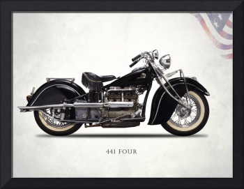The 1938 Indian Four