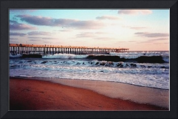 Kitty Hawk Pier West