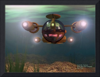re-design of the Guppy Submersible