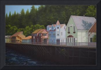 Ketchikan's Creek Street_Saatchi_1