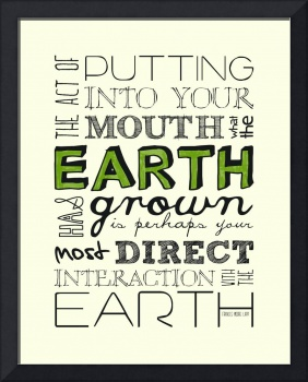 Interact With Earth