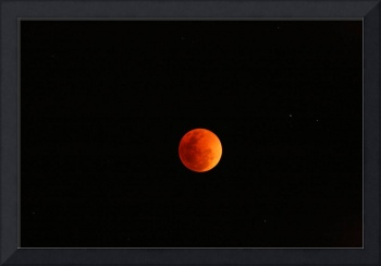 A Red Moon Rises