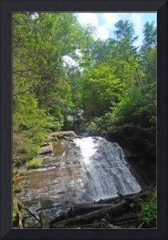 Waterfall -Anna Ruby Falls