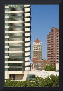 Bartlesville, Frank Lloyd Wright's Price Tower on