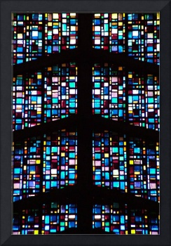 Symmetry in Stained Glass