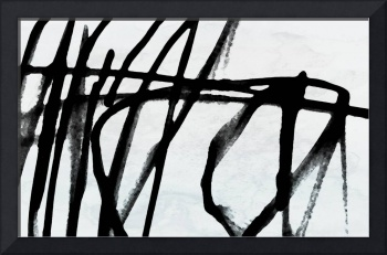 Industrial Abstract in Black and White 2015-18