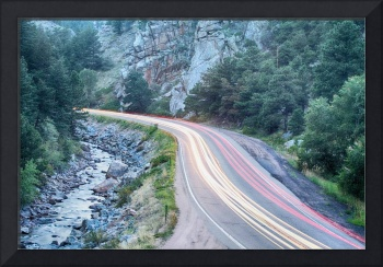 Boulder Canyon Drive and Colorado Commute
