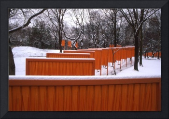 Snow on The Gates, Dee Oberle