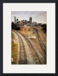 Raleigh Tracks by Mark Cullen