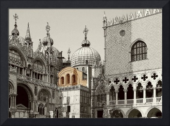 Doges Palace and St Marks I