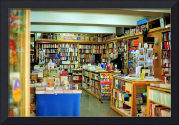 Bookstore: Another Dinosaur of Culture