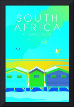 Travel Poster of South Africa 110
