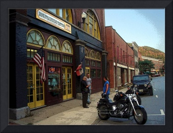 Mountainside Tattoo Parlor in Bellows Falls, VT