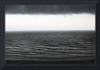 Foreboding Clouds Over Sea 6