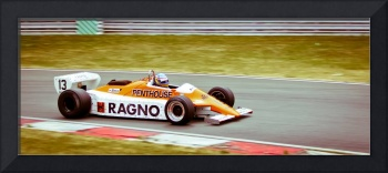 1982 Arrows A4 - Rob Austin - Masters Historical F