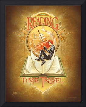Reading is TimeTravel
