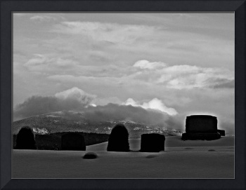 Mt. Monadnock (from cemetery)