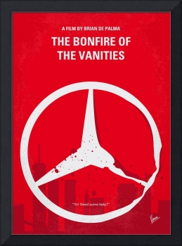 No955 My The Bonfire of the Vanities minimal movie