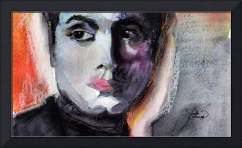 Charles Boyer Painting