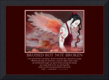 Bruised But Not Broken