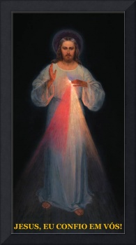 Original Image of The Divine Mercy