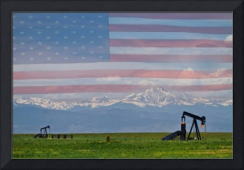 American Rocky Mountain Front Range Oil