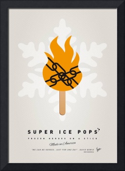 My SUPERHERO ICE POP - Ghost Rider