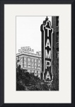 Tampa Theatre and Hotel Floridan by David Caldevilla