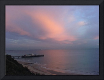 Bournemouth sunset 5