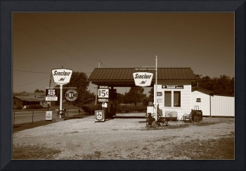 Route 66 Gas Station 2012