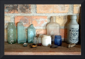 Lydia Ann Lighthouse Bottles-4x6-WC