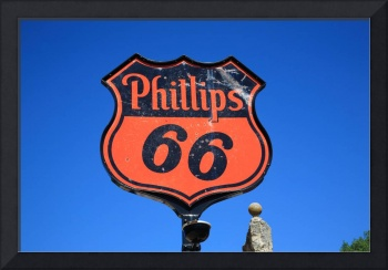 Route 66 - Phillips 66 Petroleum