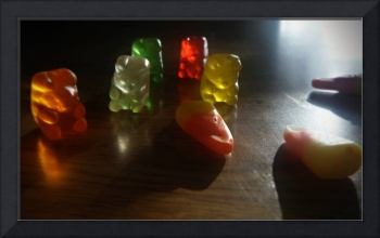 Gummies and Candy Corn