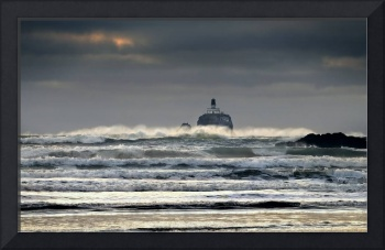 lonesome lighthouse