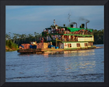 The Don Jose on The Amazon