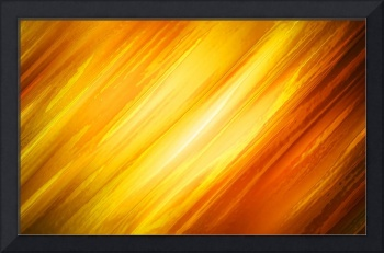 Shades of Gold Abstract Art
