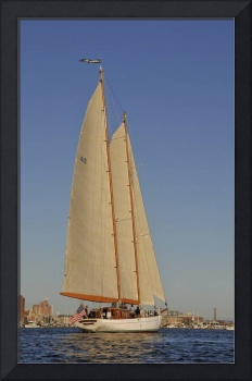 Schooner SummerWind by Bill Mcallen© Imagekind