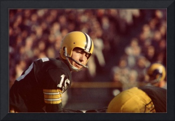 Bart Starr under center